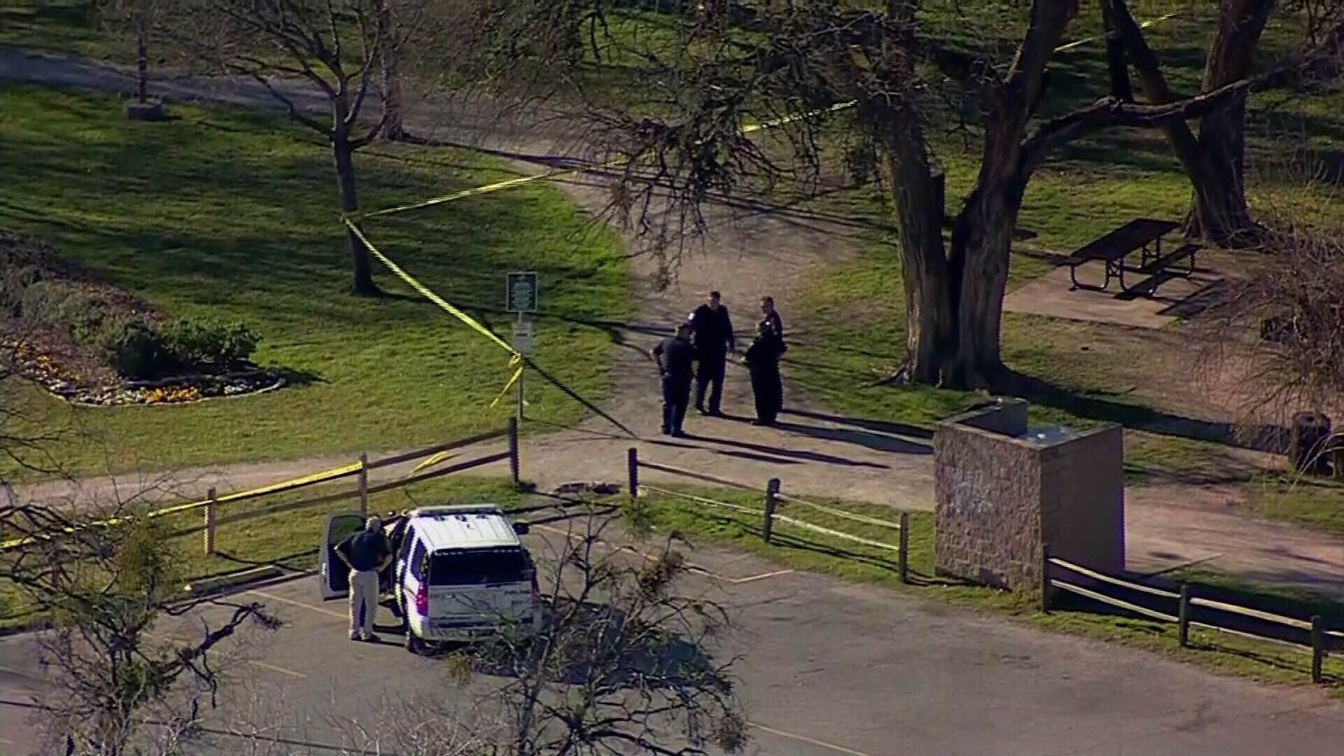 Euless: Officer, suspect shot at park