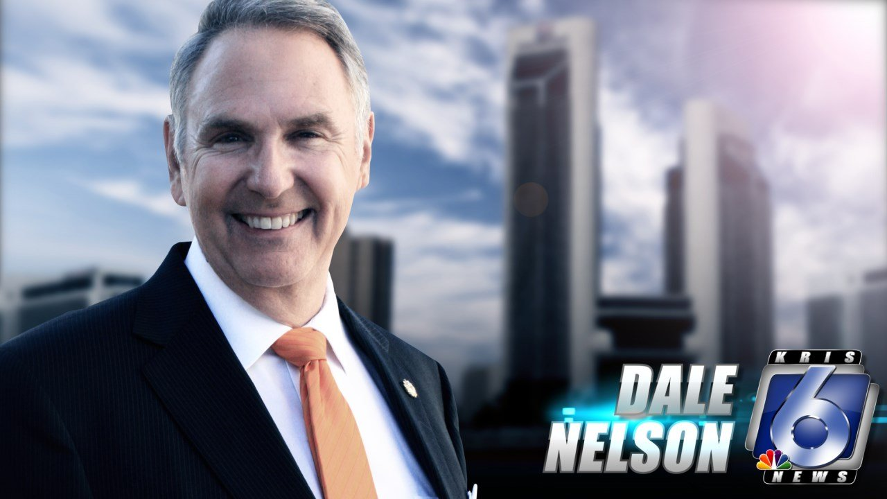 KRIS 6 News Chief Meteorologist Dale Nelson