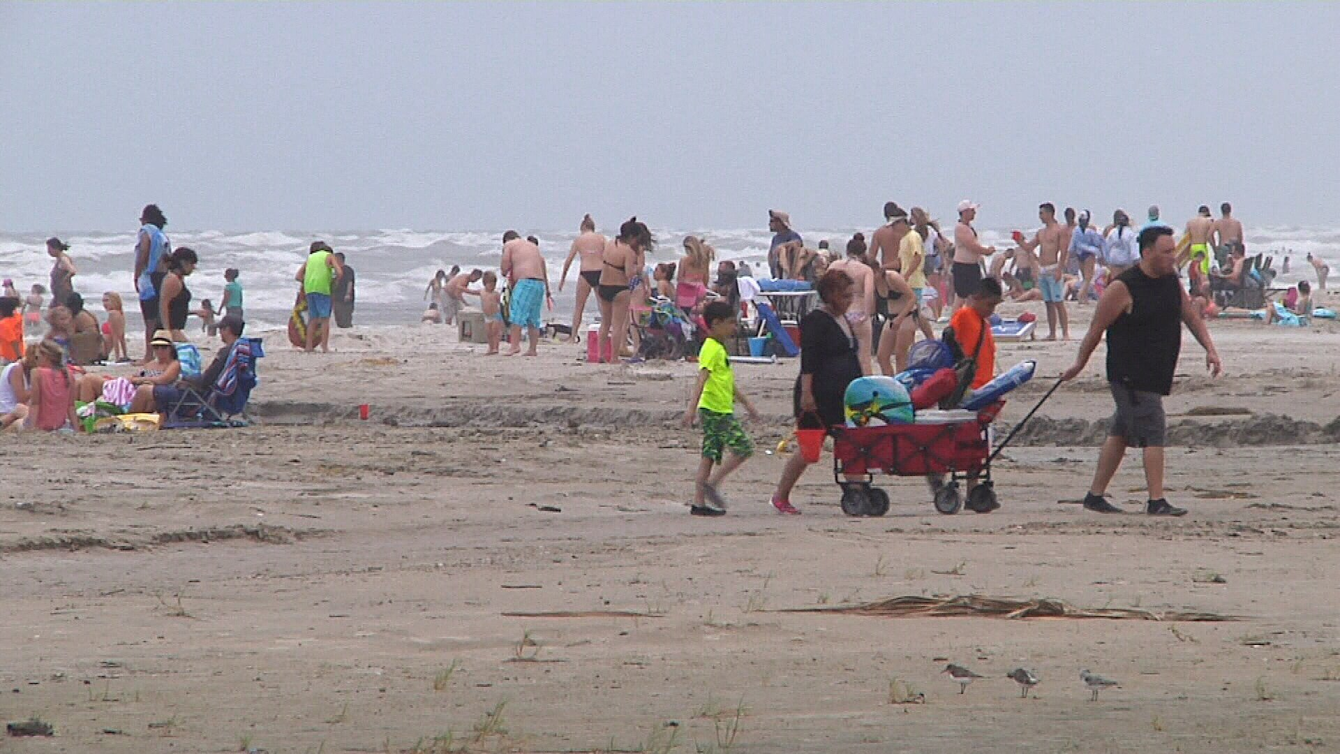 Residents also say spring break brings safety concerns.