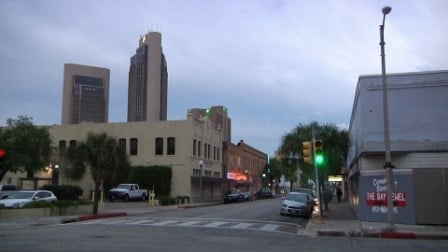 The City is asking for public input on traffic flow downtown.