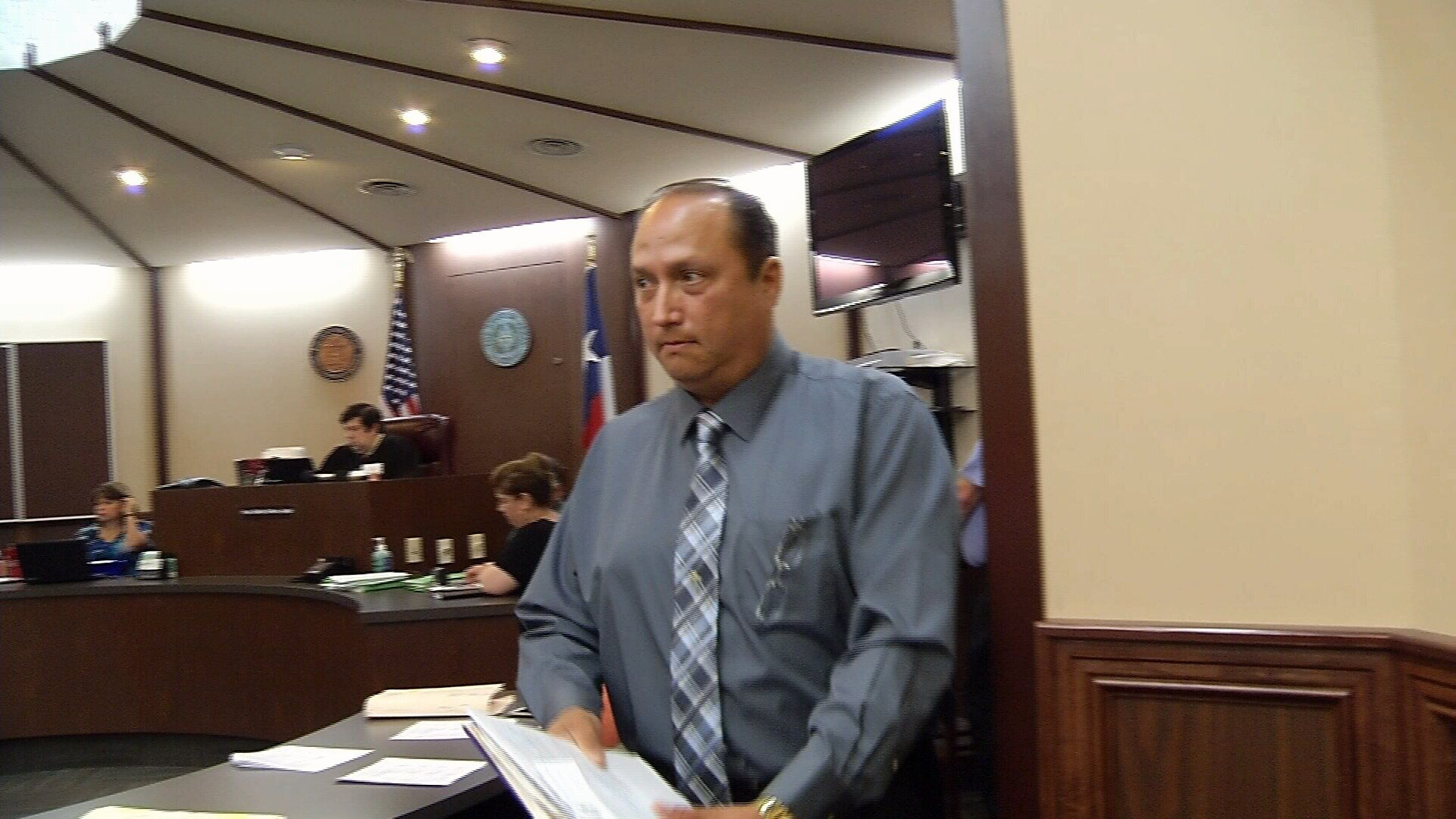 Rodrigo Hinojosa has served 2 and a half years of his 10 year probation sentence.
