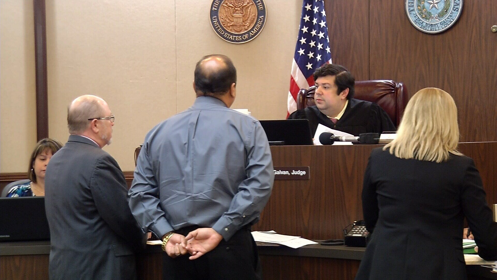 Judge Bobby Galvan denied Hinojosa's request Friday morning.