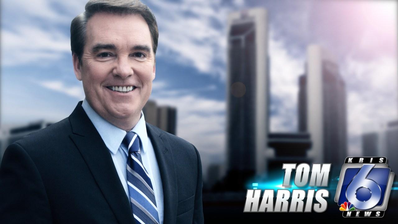 Tom Harris, meteorologist for KRIS 6 News.
