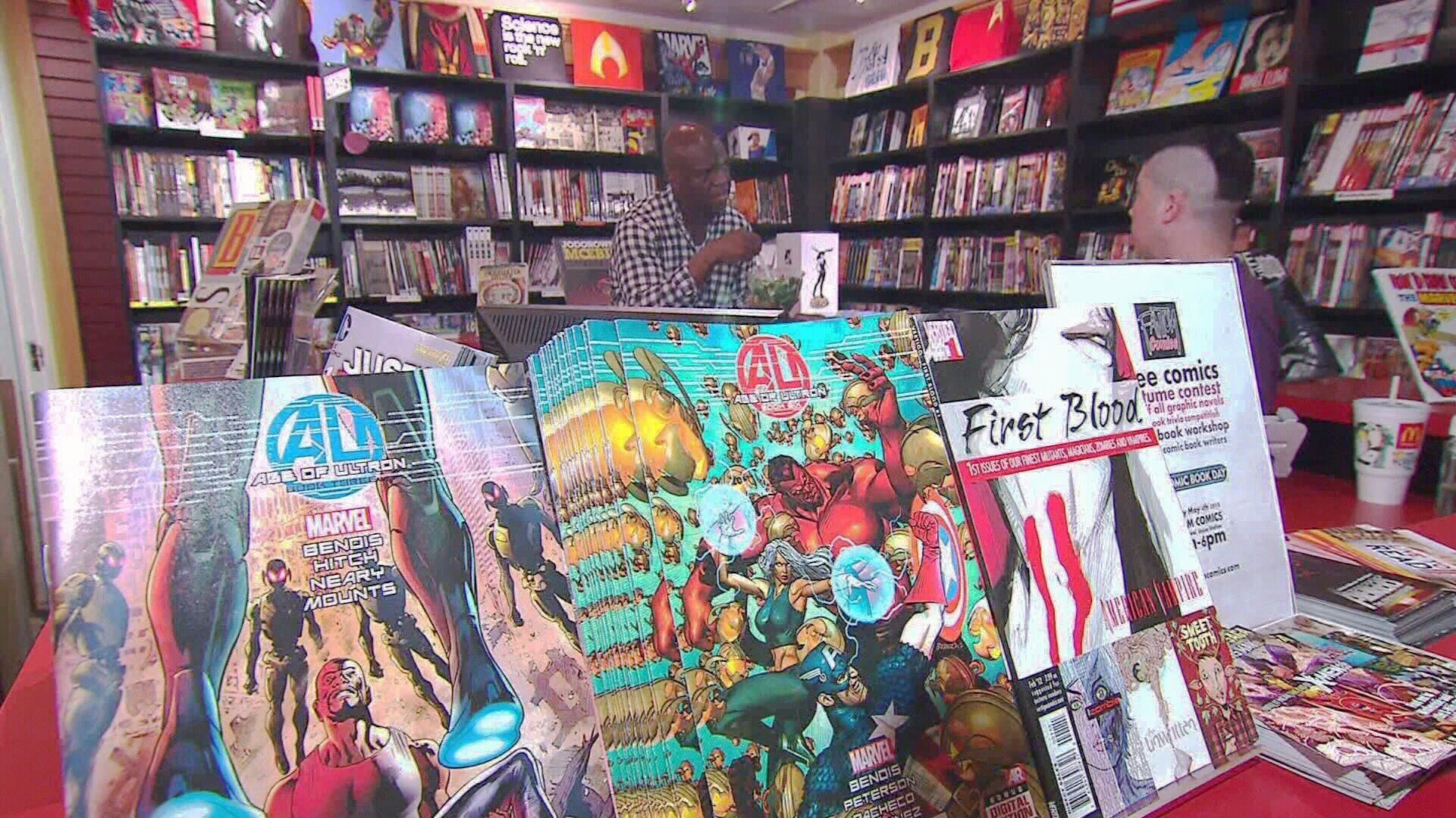 Free Comic Book Day: where to get a free comic in Perth