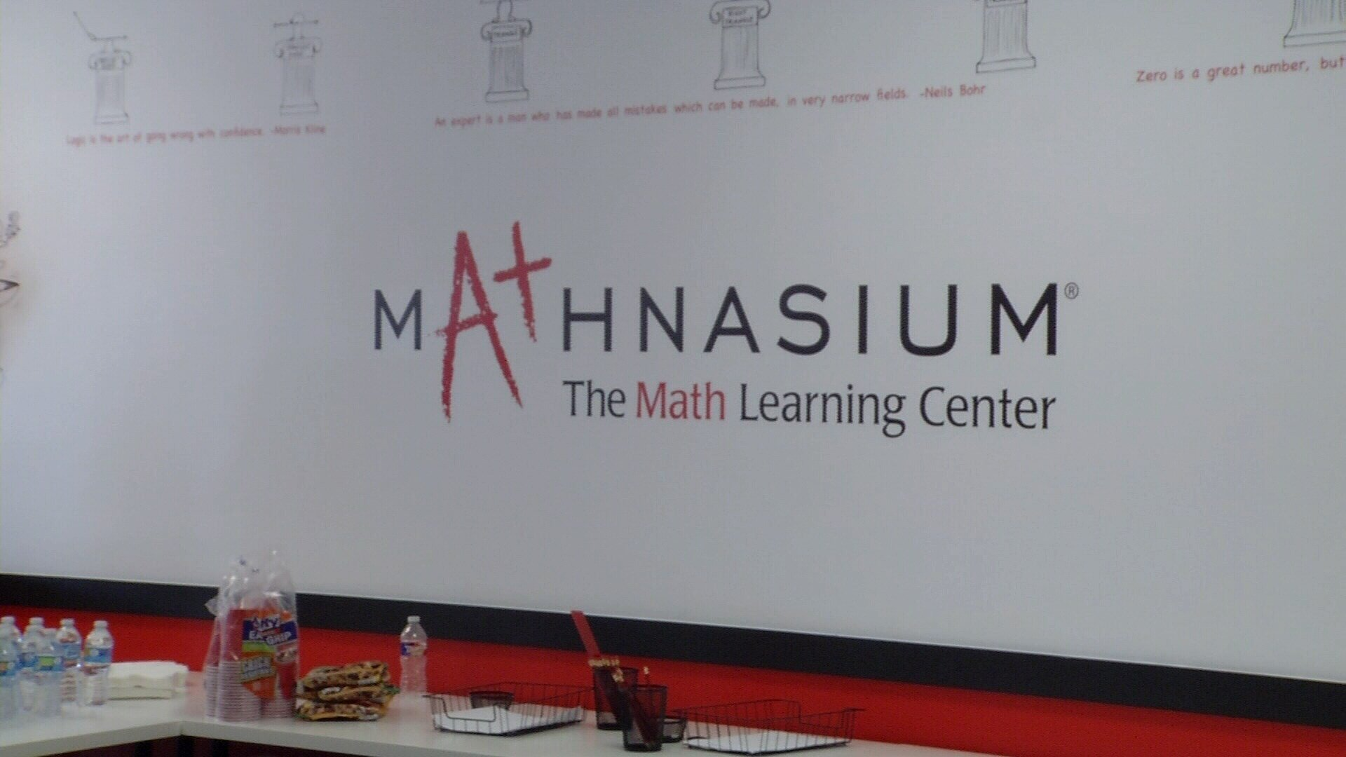 Mathnasium centers are open across the nation. (KRIS)