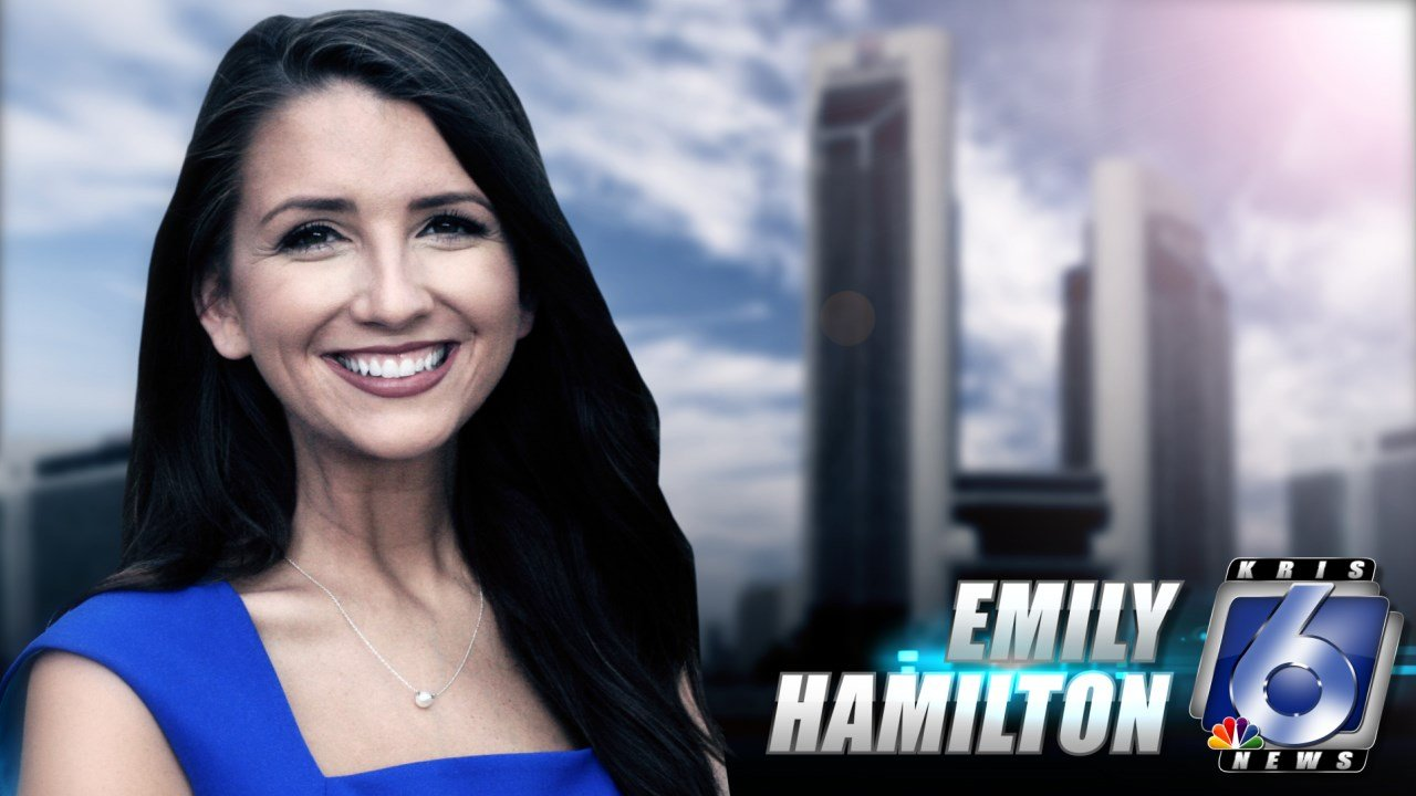 Emily Hamilton is a reporter with KRIS 6 News.