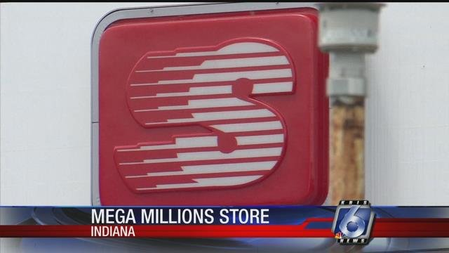Winning Mega Millions ticket sold in IN, worth $540 million