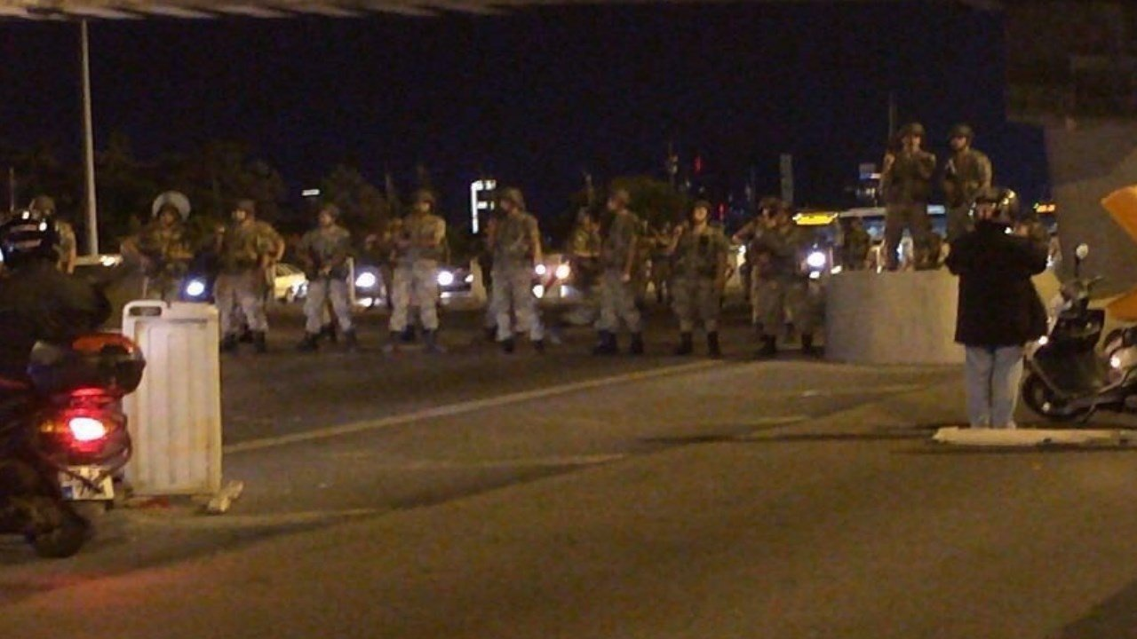Turkish military has taken over