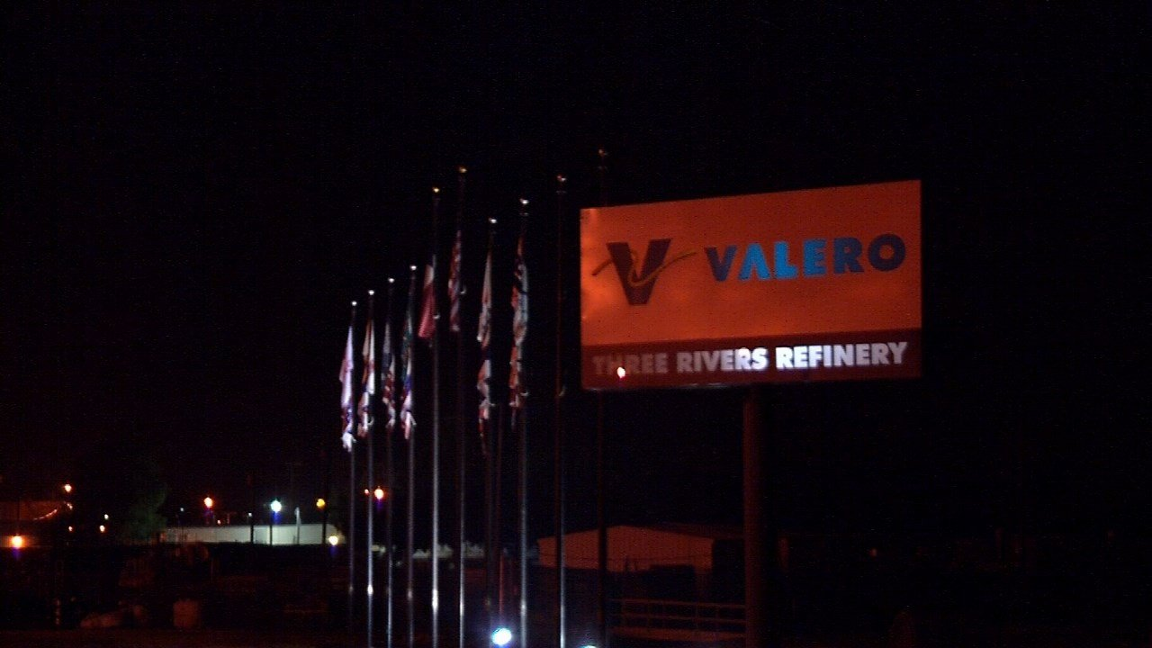 Valero tax lawsuit headed to state's highest court.