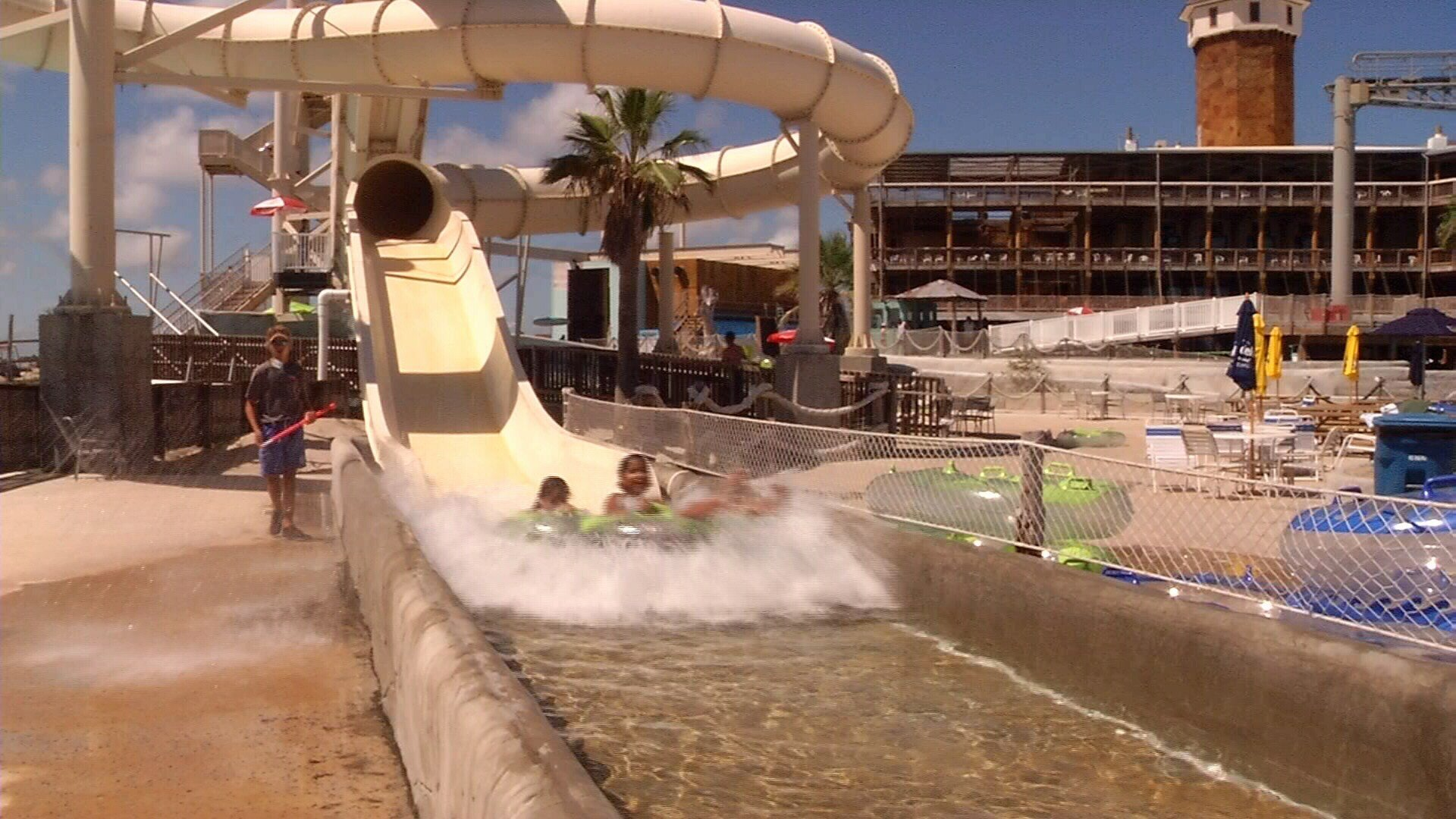 With nearly 270 acres around the Schlitterbahn water park in foreclosure, some wonder what could happen to the taxpayer incentives pledged for the project. (KRIS 6 News)