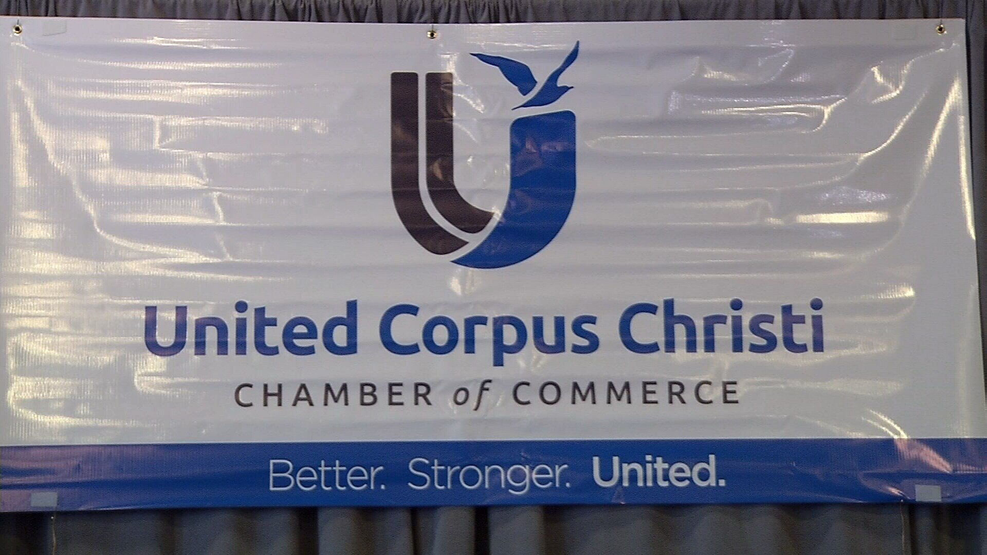 "The United Corpus Christi Chamber of Commerce hosts a ""State of the Local Economy"" Wednesday. (KRIS)"