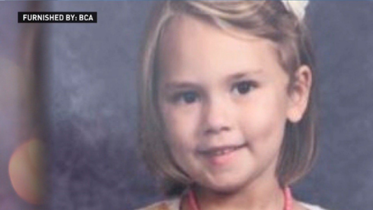 Amber Alert issued for 5-year-old Minnesota girl