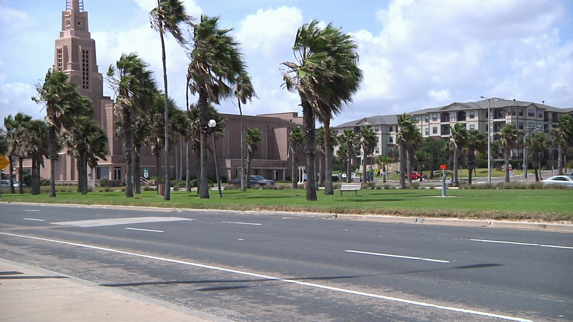 Bayshore Park will include a dog park along the Corpus Christi bayfront. (KRIS)