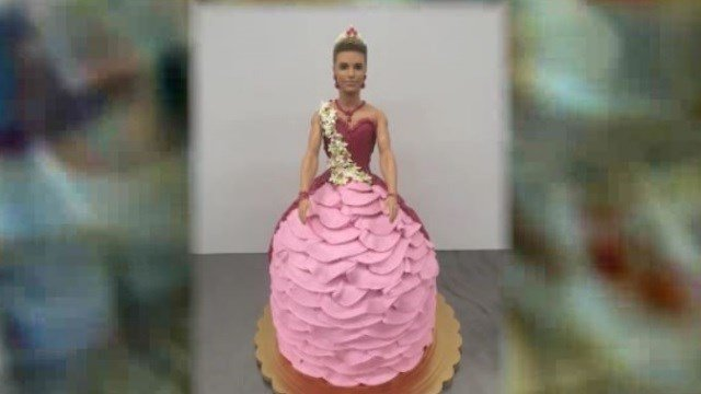 California bakery blasted for making transgender Ken doll cake
