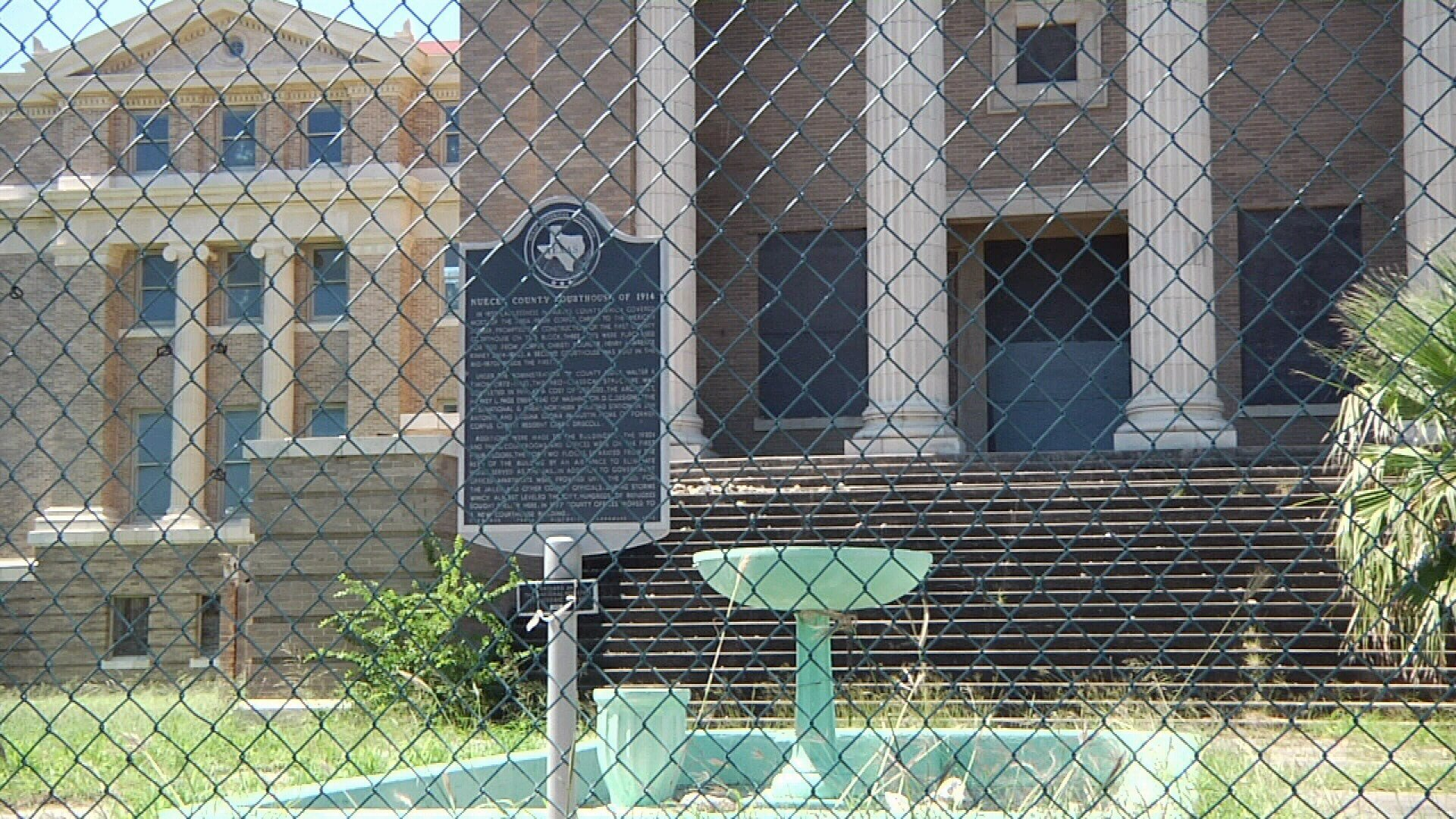 The Texas Historical Commission has deed restrictions on the property that prohibit it from being demolished until 2027.