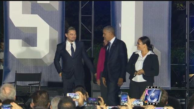 Obama tries to recreate SXSW at White House