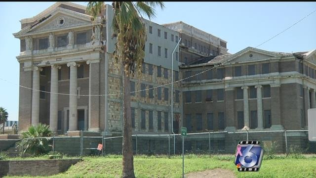 The old Nueces County Courthouse will be on the market soon for a minimum asking price of $2.3M.