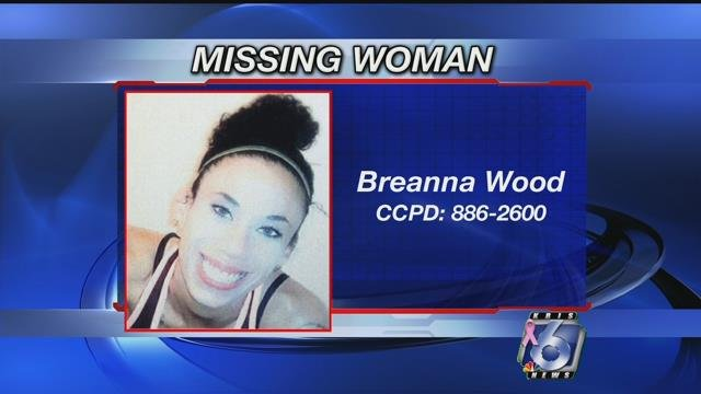 Breanna Wood was reported missing on Tuesday. (KRIS)