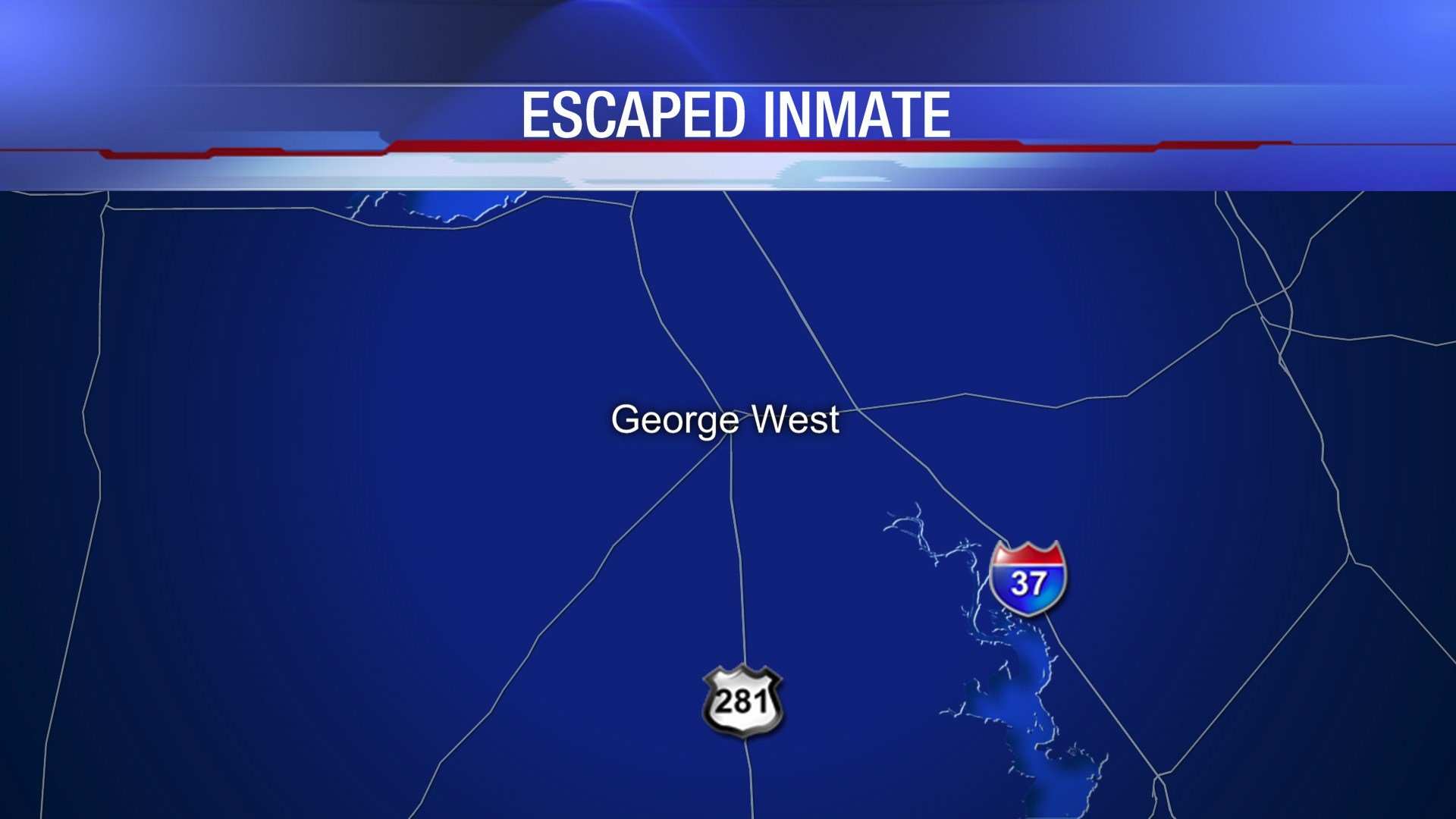Manhunt continues for escaped Live Oak County inmate