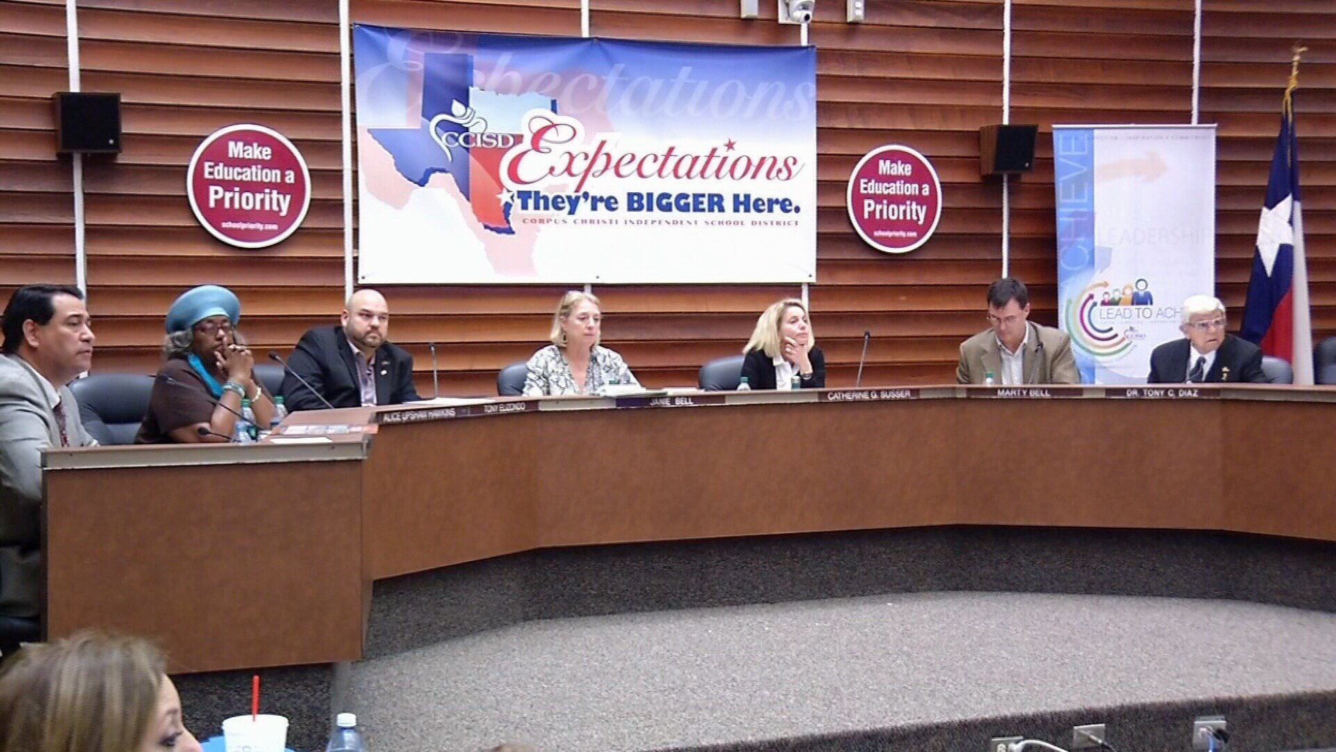 The CCISD School Board approved a resolution to appeal the state's new A-F school accountability system. (KRIS)