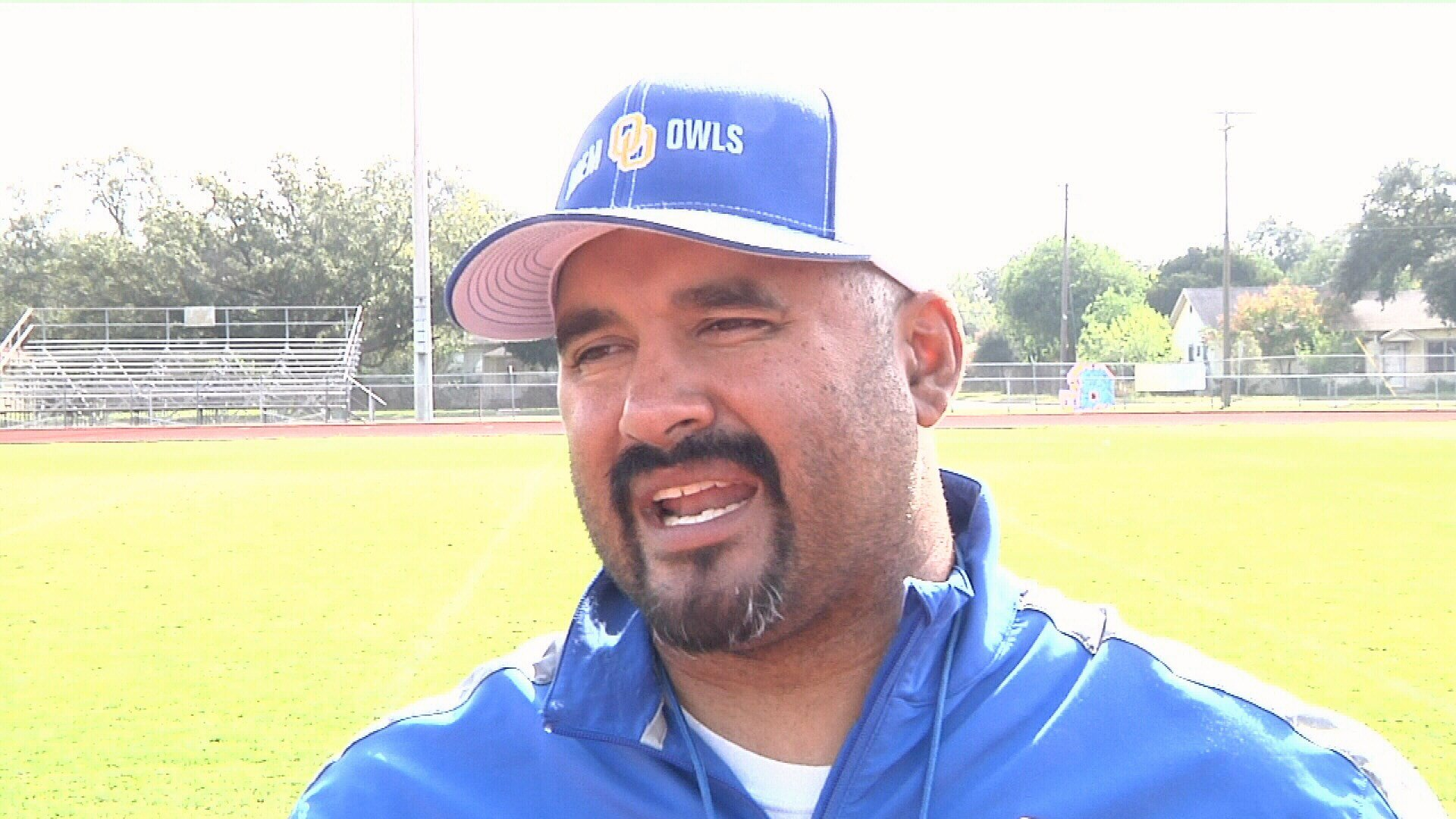 Andres J Martinez has been named the new athletic coordinator and head football coach of Carroll High School.