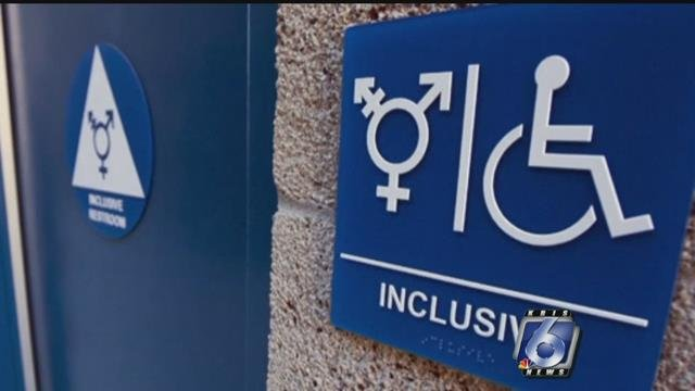 "The 'bathroom bill"" cleared first vote in Texas."