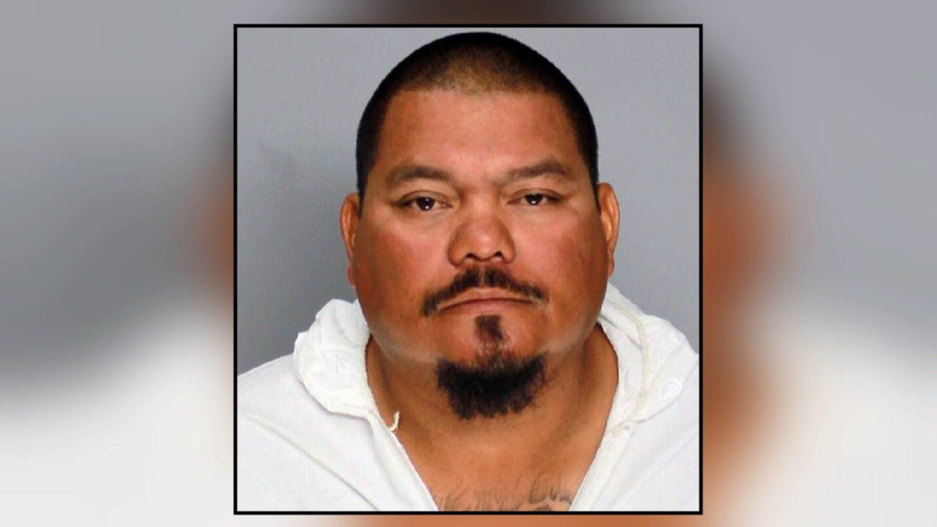 Gregorio Garcia has been charged with murder.