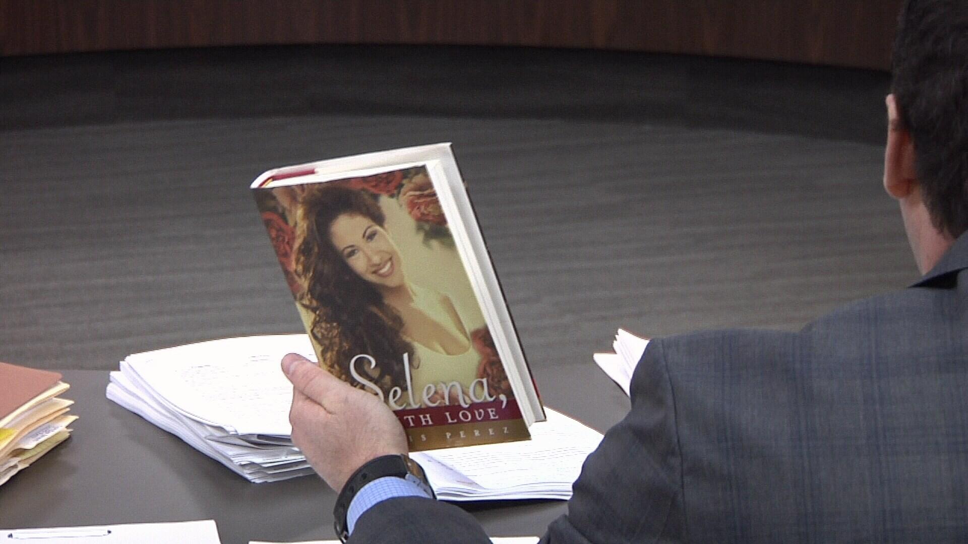 Selena lawsuit moving forward - KZTV10.com | Continuous News Coverage | Corpus Christi