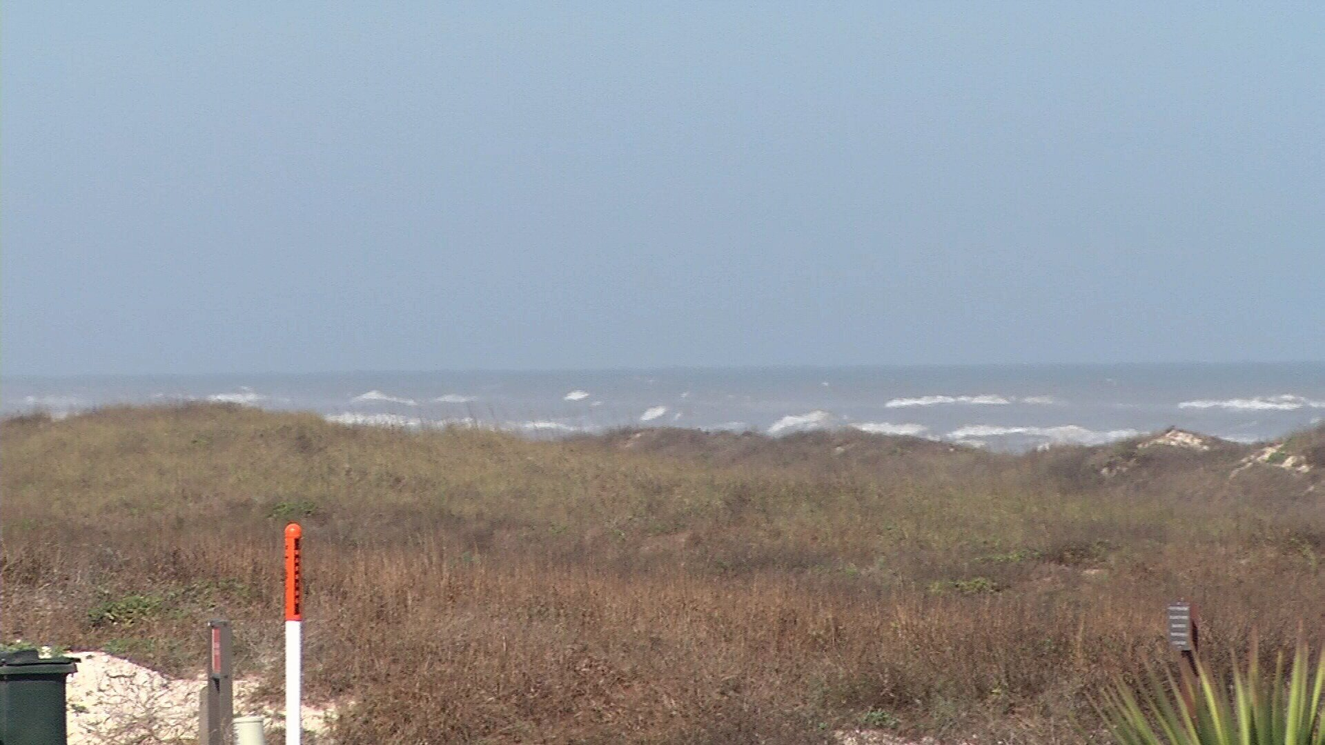A couple of unexploded ordnance were found on the Padre Island National Seashore (KRIS 6 NEWS)
