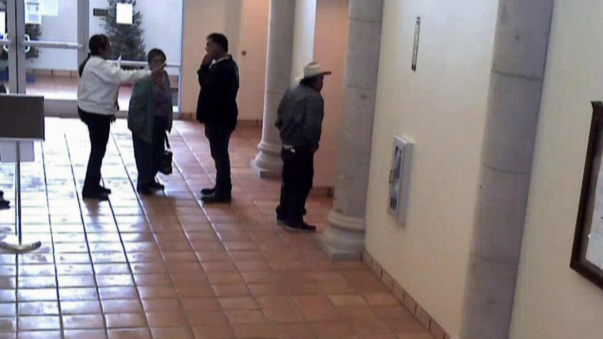 Surveillance video obtained by 6 Investigates shows a possible election violation in Robstown (KRIS 6 News).