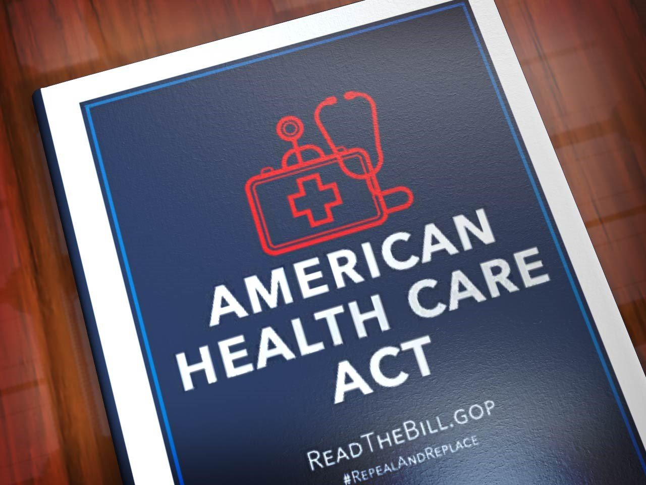 House nears pivotal vote to repeal and replace Obamacare, with outcome uncertain