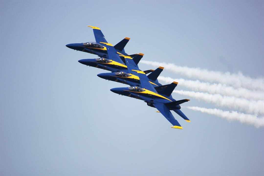 The Blue Angels will perform at the Wings Over South Texas Air Show at NAS Kingsville March 24th and 25th.