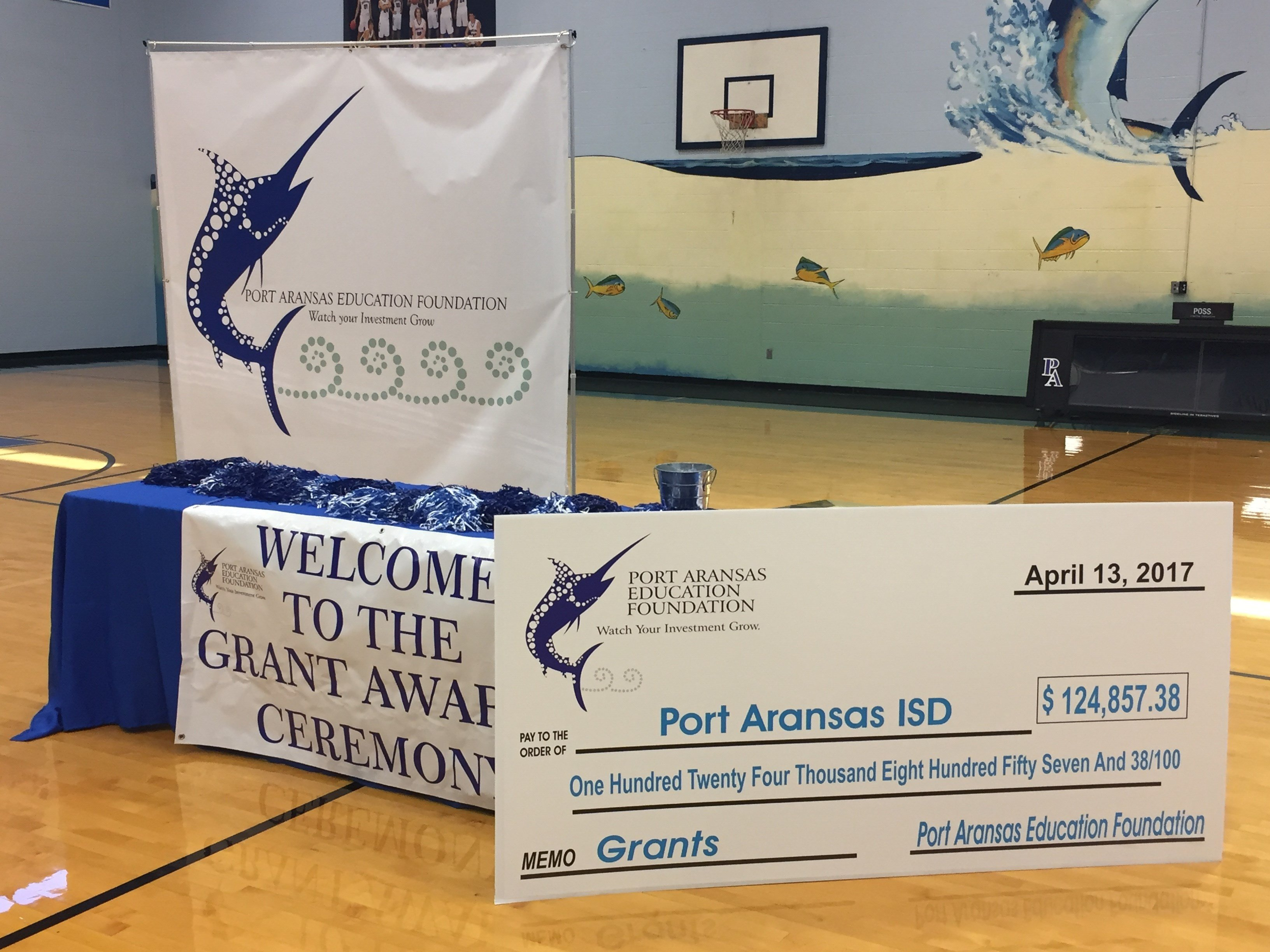 Port Aransas ISD stands to lose out on substantial amounts of funding due to its small size, making the awarded grants even more significant.