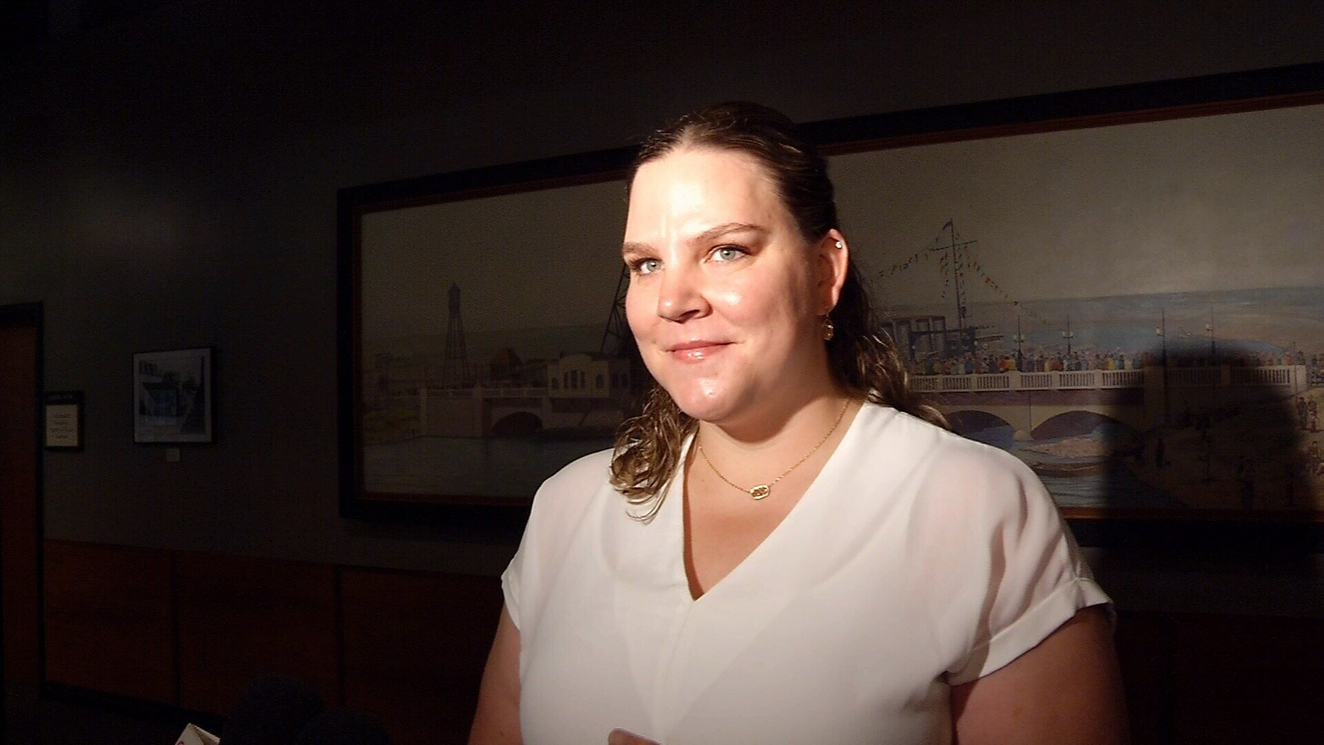 Port of Corpus Christi appointed Captain Andrea Morrison as its first female Deputy Port Pilot.