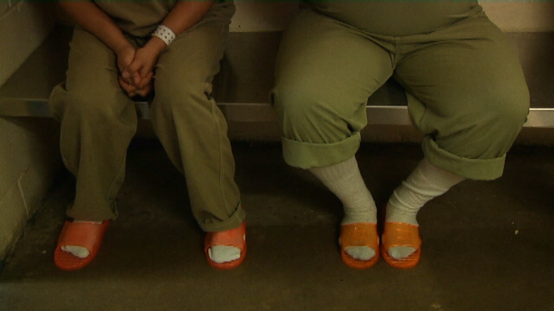 Sheriff Jim Kaelin requested the federal inmates be moved to open up beds for general population inmates, but the county stands to lose funding if the federal inmates move.