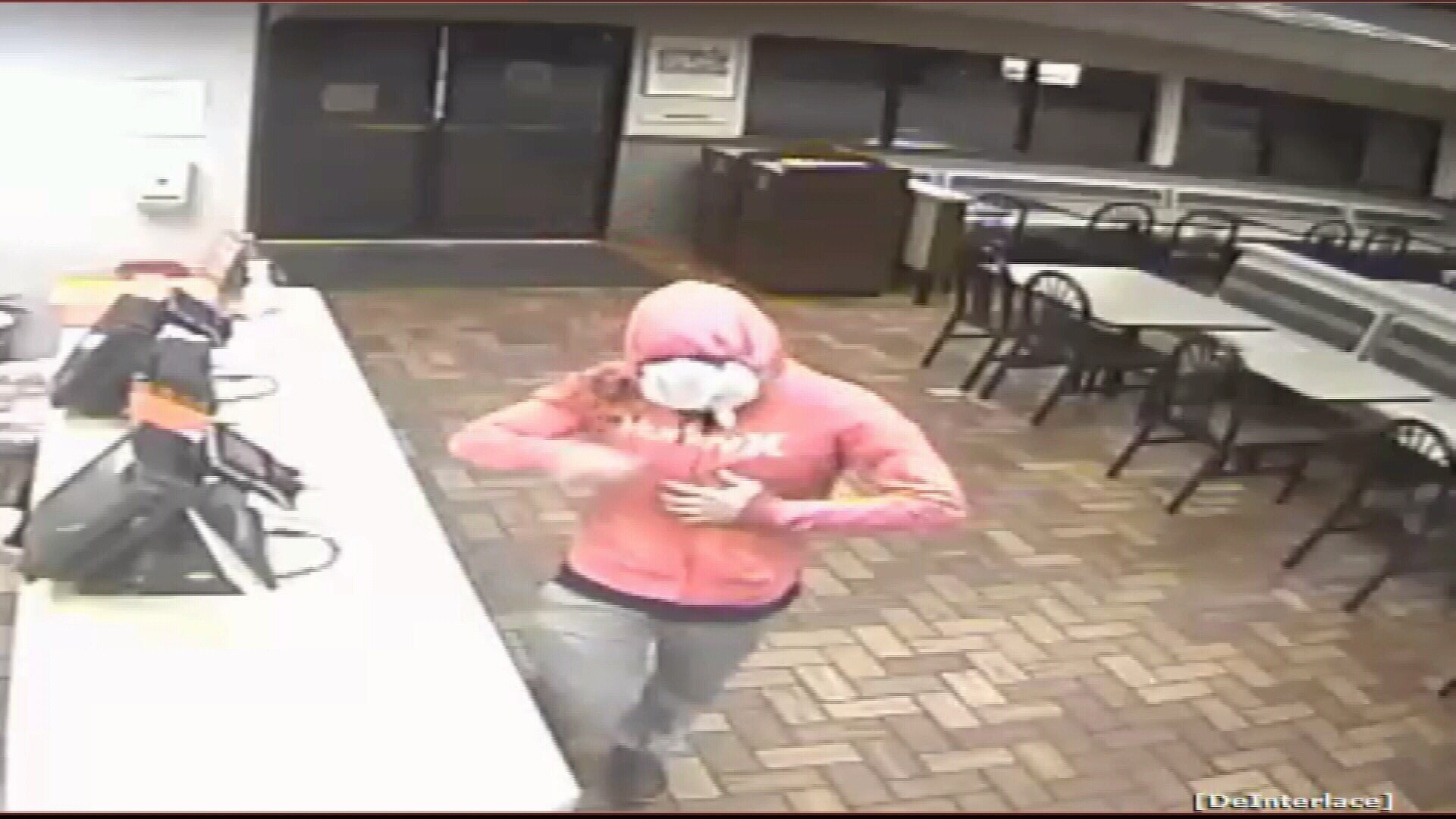 If you recognize this man, call Crime Stoppers at 888-TIPS.