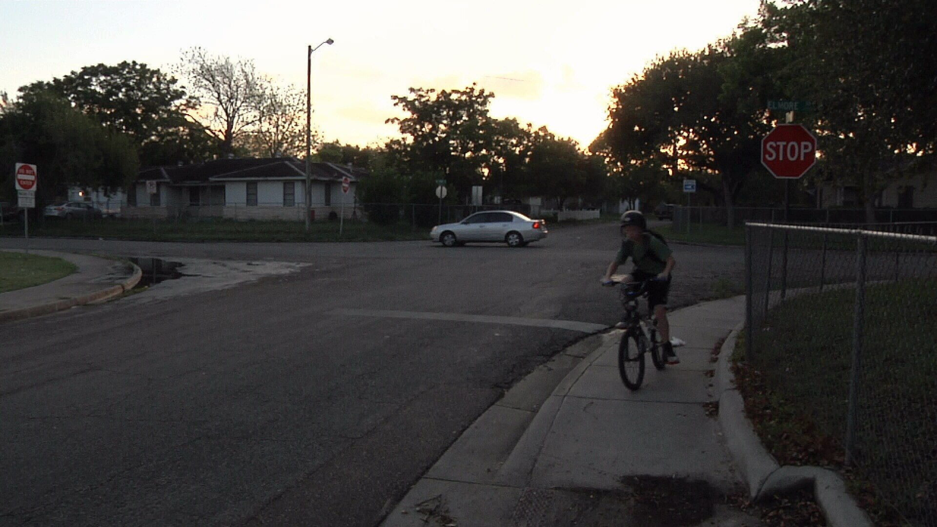 Parents fear for the safety of kids and CCISD police will be patrolling the school zone.