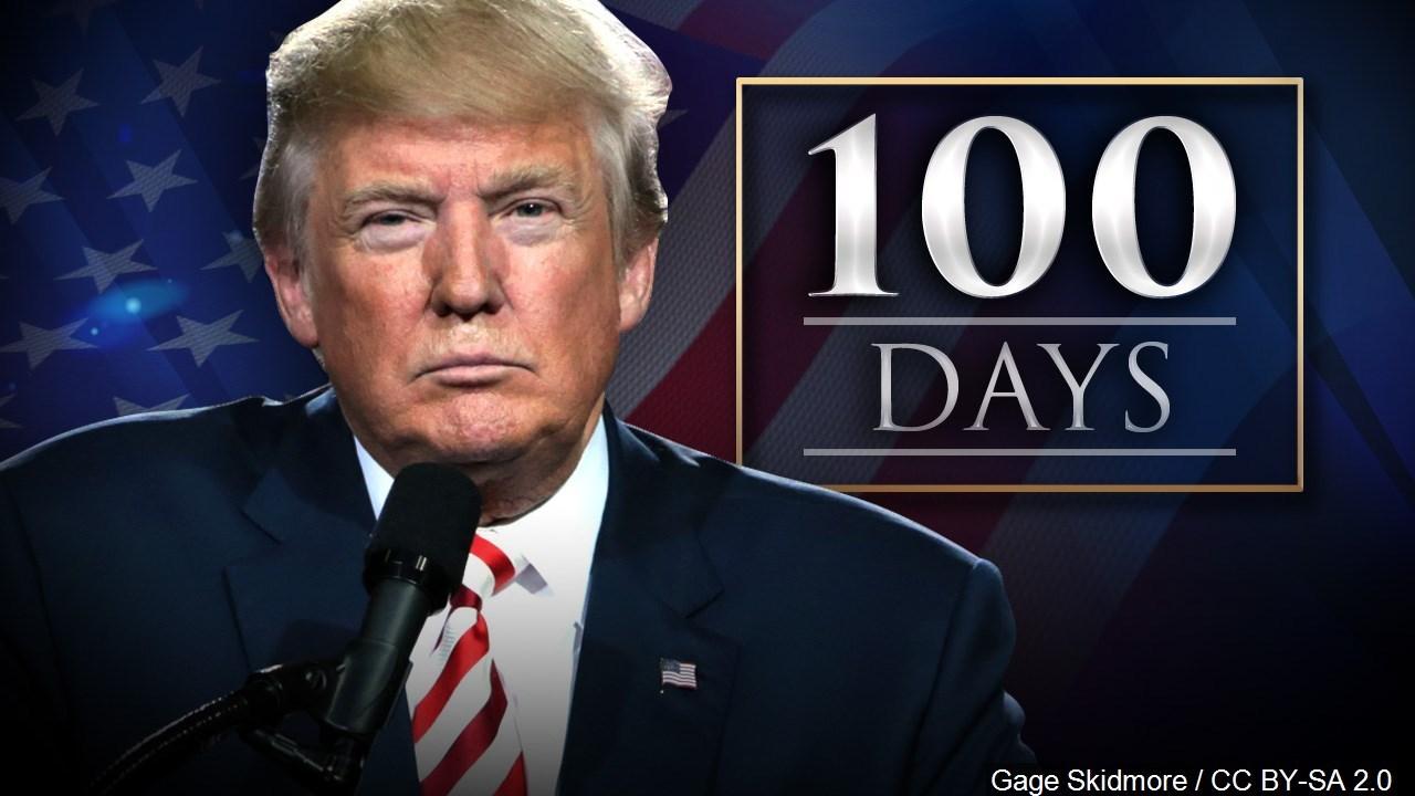 Welcome to biggest week of Trump's presidency