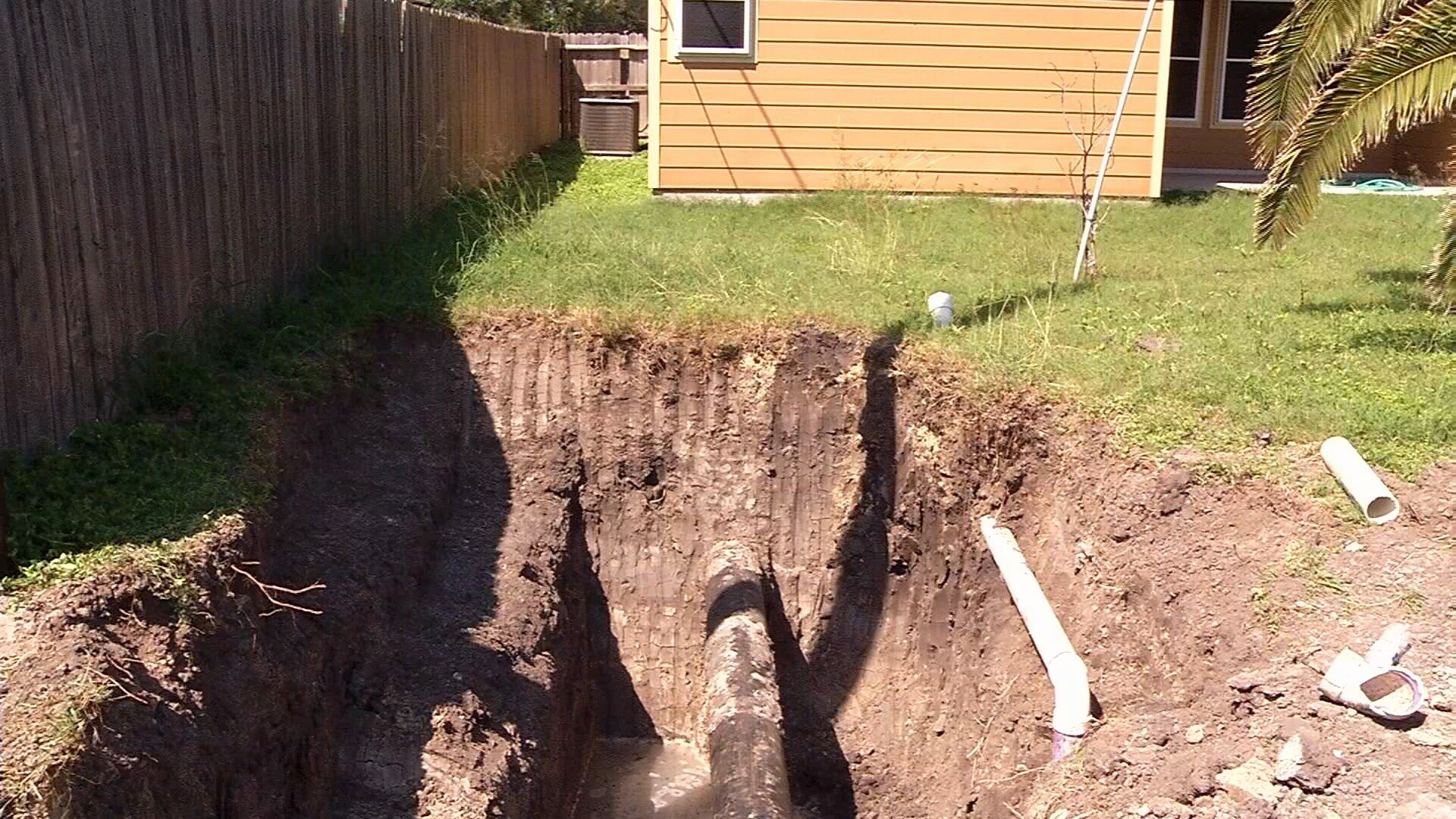 A high-pressure city gas line recently discovered underneath a new home has the city considering a change to its inspection process to avoid another dangerous situation. (KRIS 6 News)