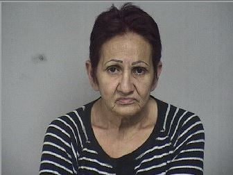 Police detectives arrested a suspect in connection to the assault of a 69-year-old female. Photo: CCPD