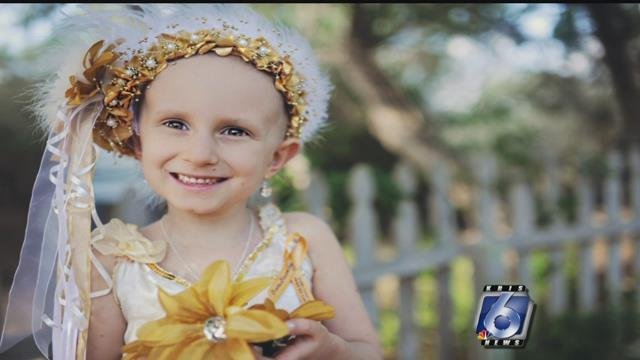 """On Friday, April 28th """"Brooke's Blossoming Hope for Childhood Cancer Foundation"""" is hosting a fundraiser centered on childhood cancer."""