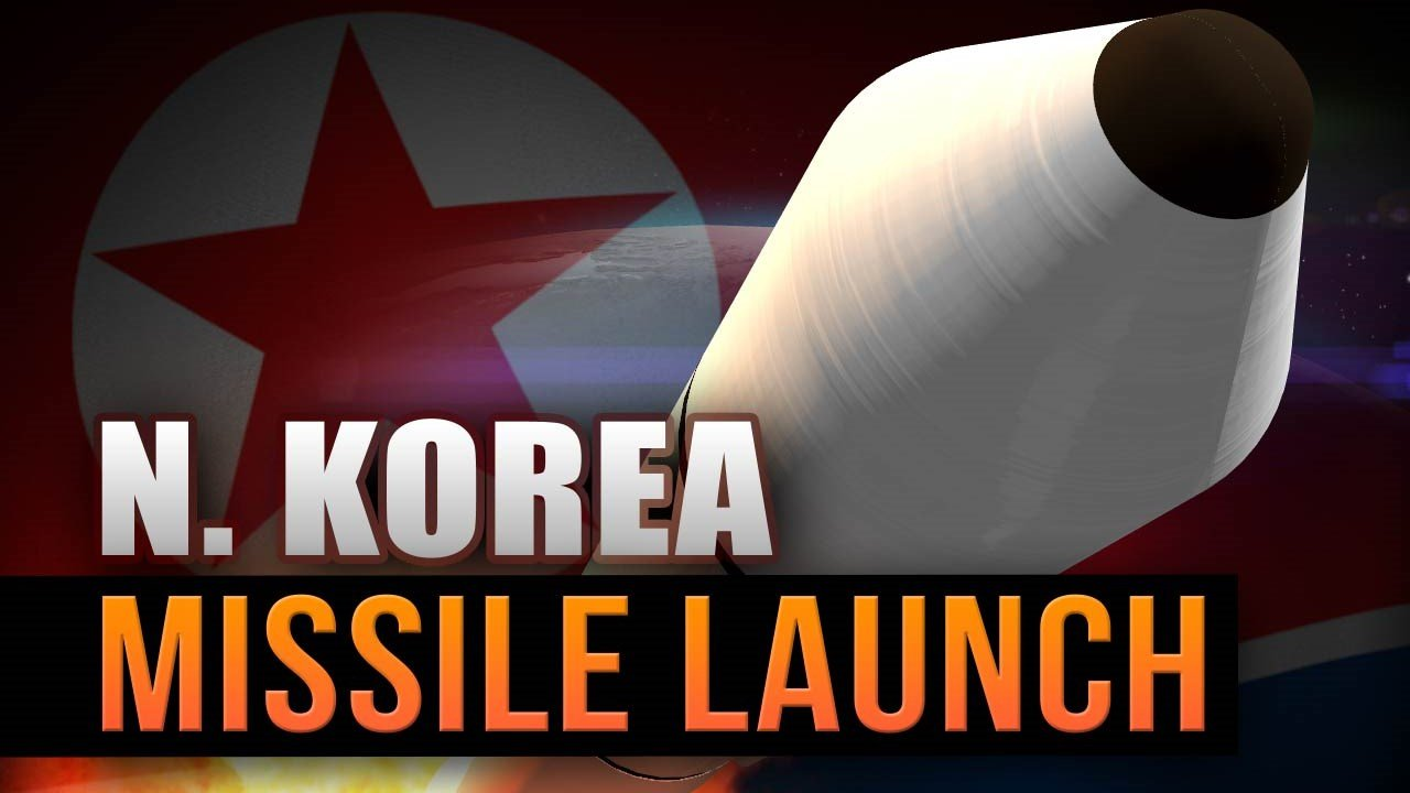 Another North Korean missile test failed shortly after launch