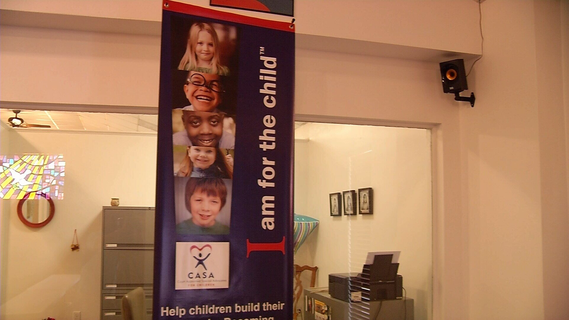 CASA is in need of volunteers to help with abused and neglected children.