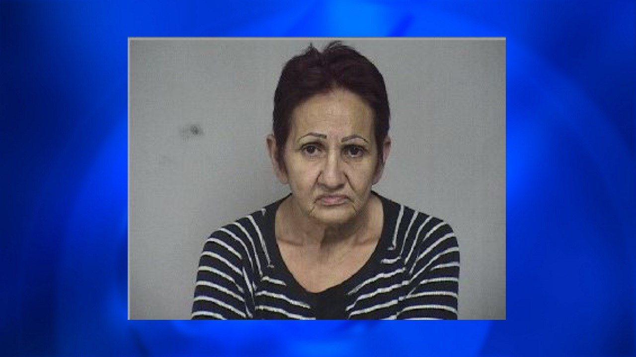 Bond has been set for a woman accused of assaulting an elderly person earlier this week.