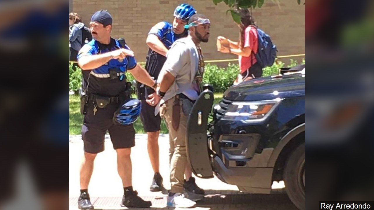 University of Texas mourns after stabbing attack leaves one dead, three wounded