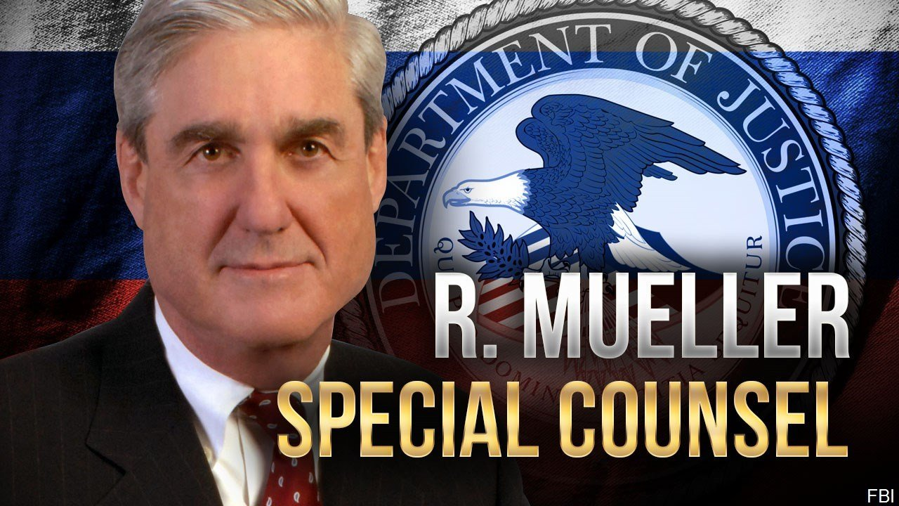 STILL TITLED: Robert Mueller, appointed special counsel