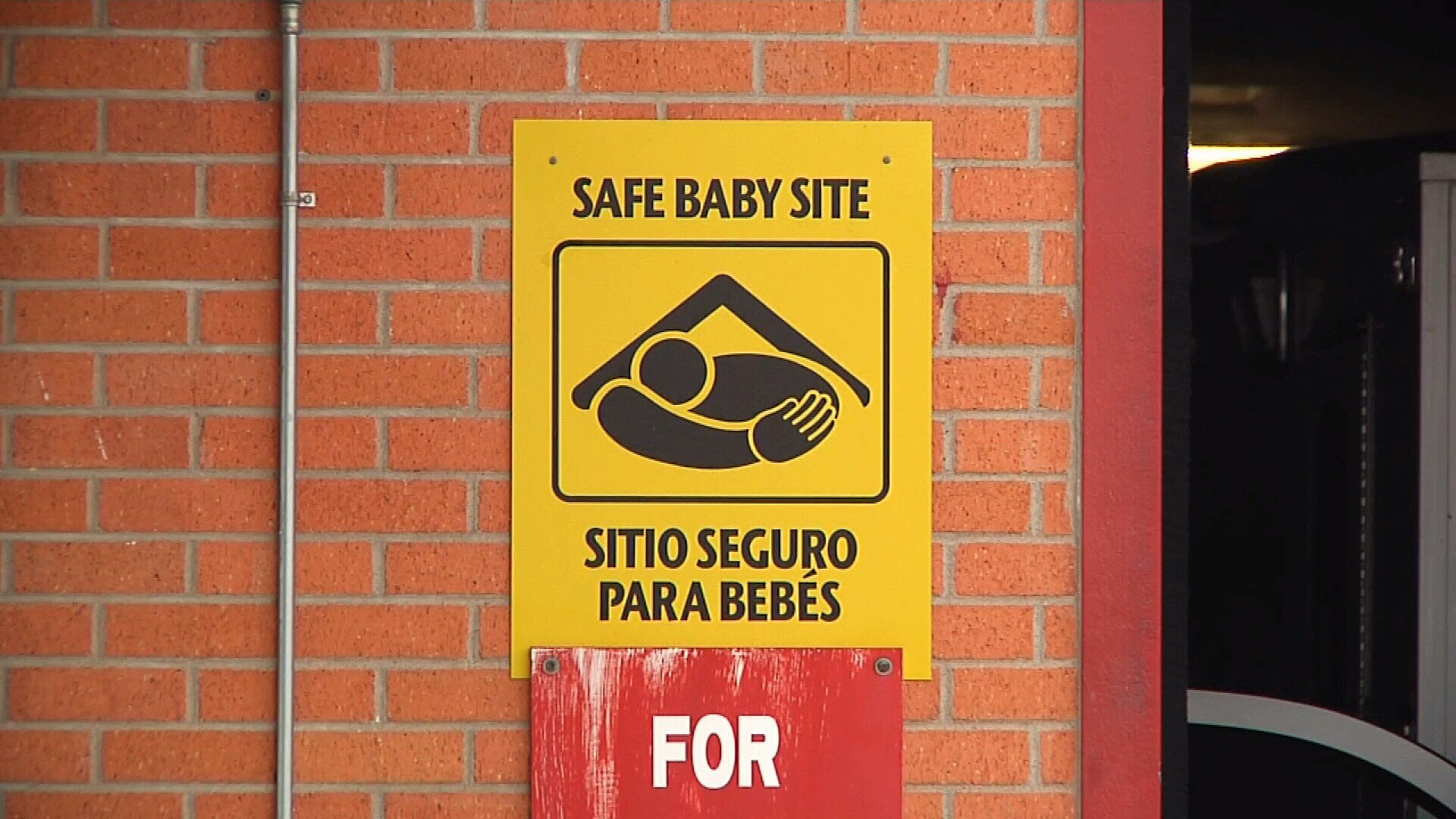 The Safe Haven Law applies for infants in good health and under 60 days old. Safe havens include fire stations, hospitals and certain medical facilities.