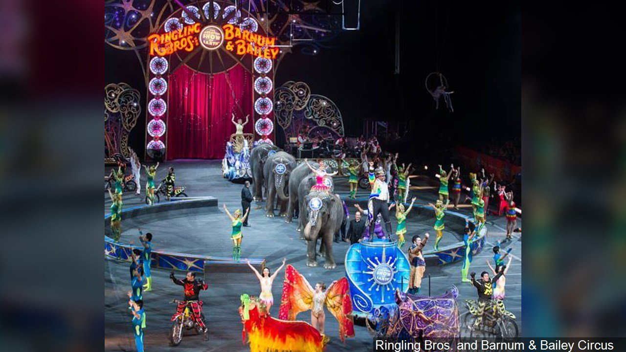 PHOTO: Ringling Bros. and Barnum & Bailey Circus, Photo Date: 4/8/16