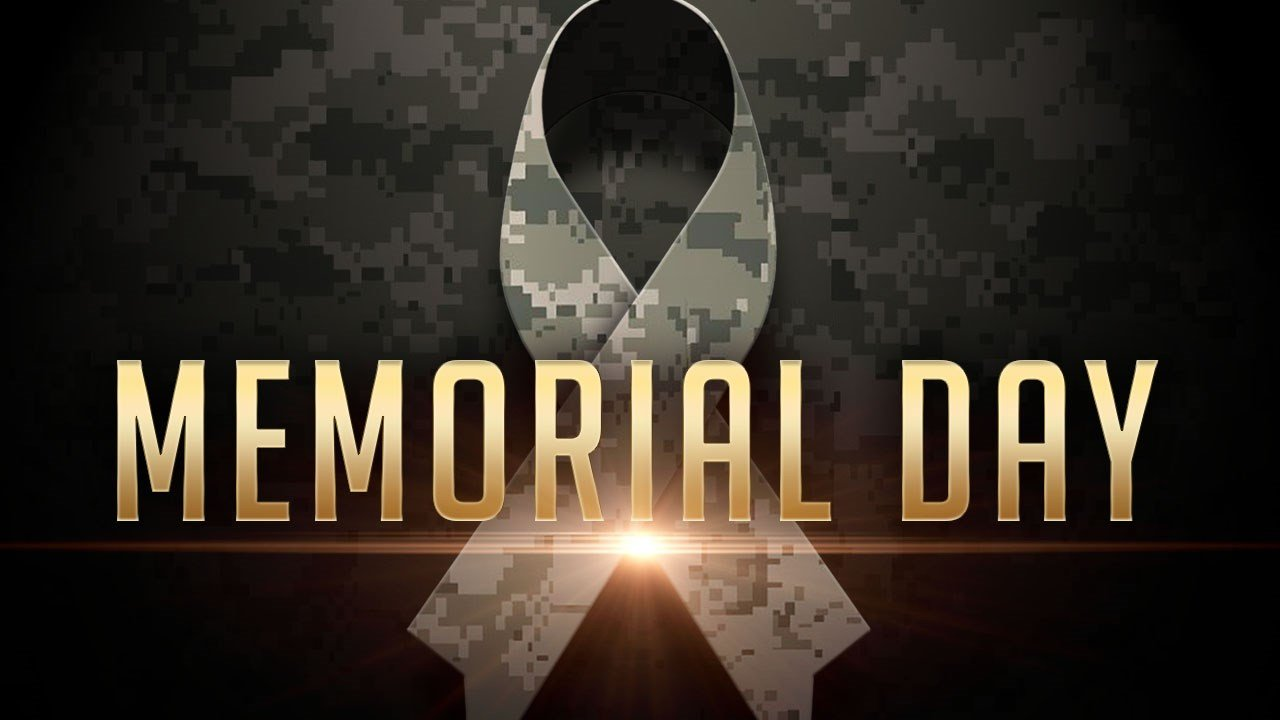 Offices close Monday for Memorial Day