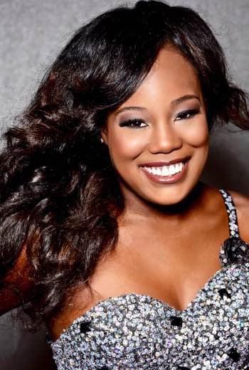 Carmen Ponder, Miss Black Texas 2016. Photo courtesy Facebook